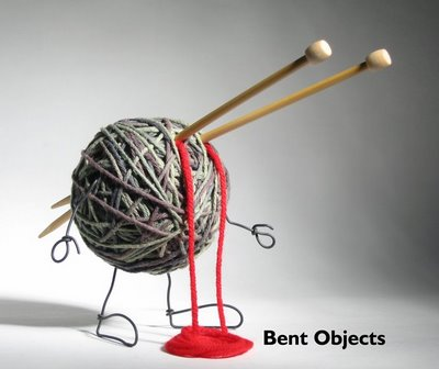 ©2009 Bent Objects