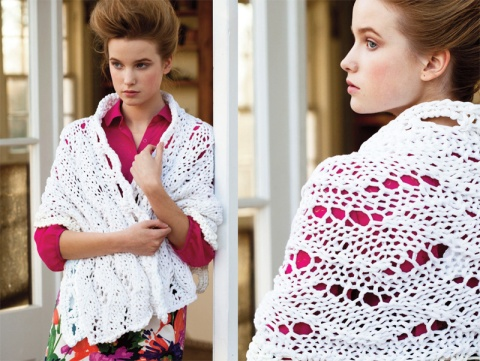 Vogue Knitting Spring/Summer 2013, photo by Rose Callahan