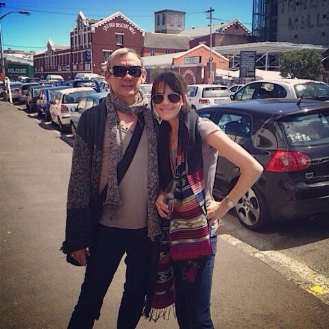 StevenBe & Nadine